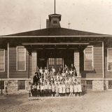 Fourth Elementary School, 1921