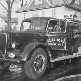 Hales Corners Fire Engine, 1930s
