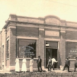 State Bank Hales Corners, 1910