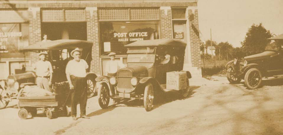 POST OFFICE, 1930s