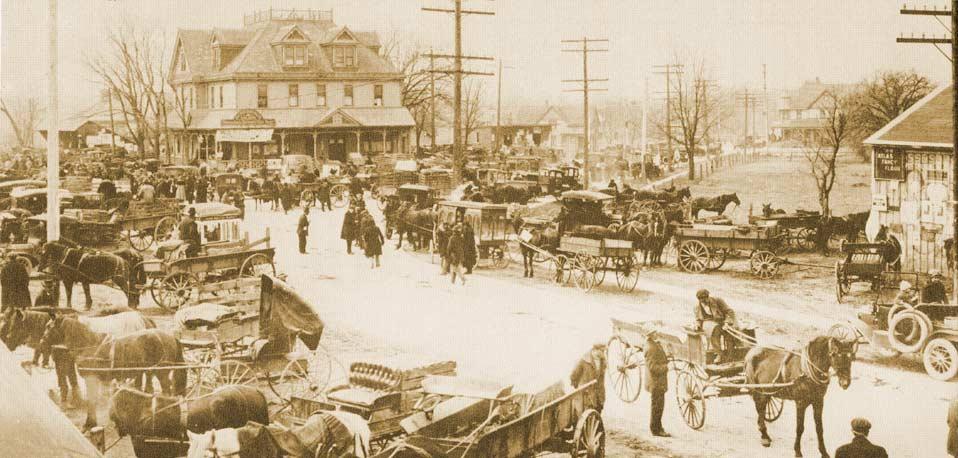 STOCK FAIR, 1916