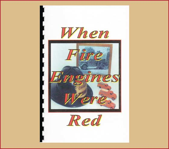 When Fire Engines Were Red