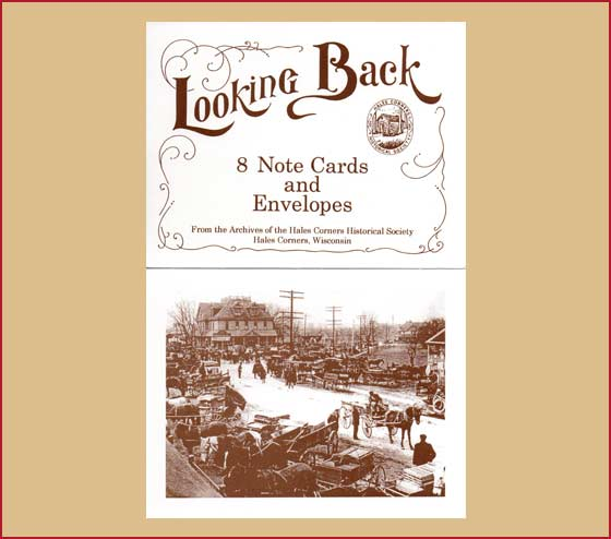 Looking Back - Note Card Set